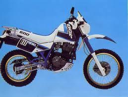 on y va du souvenir : première moto Djebel10