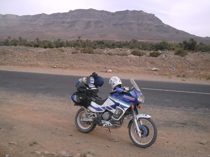 Mon xtz 660 au Maroc Maroc_24