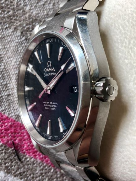 seamaster -  [Vends]  Omega Seamaster aqua Terra master co axial - 2800€ Img_e916