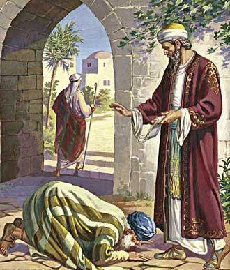 Allons à la messe 23ème DimOrd =Tout chrétien est responsable de ses frères (Mt 18, 15-20) 1stdas14