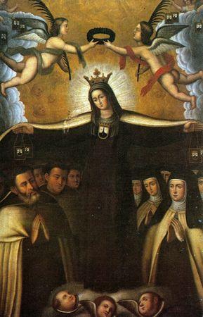 Neuvaine à Notre Dame du Mont Carmel du 08  juillet au 16 juillet 33760311