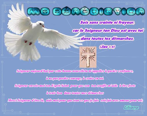 Nous sommes en carême Dieu nous bénit : le Seigneur me conduit... Bana_d29