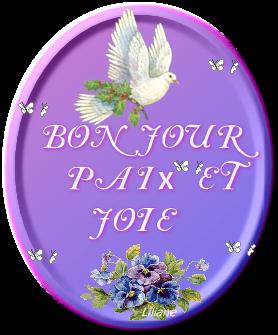 Accueillons une bénédiction en ce mois de septembre Bonjou18