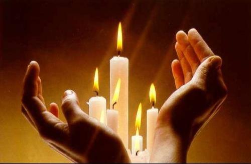 """Du 18 au 25 janvier """"Semaine de prière pour l'unité des chrétiens 2012 """" Bougie19"""