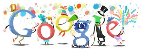 Les logos de Google - Page 5 Newyea10