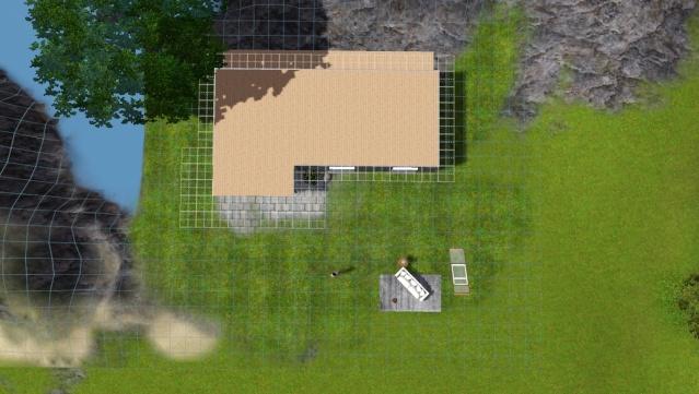 Velux/Vitre sur le toit 110