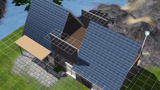 Velux/Vitre sur le toit 310