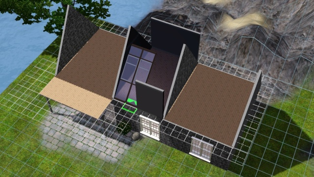 Velux/Vitre sur le toit 410