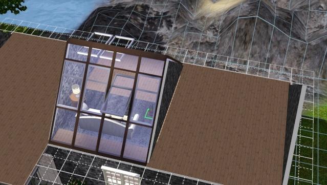 Velux/Vitre sur le toit 710