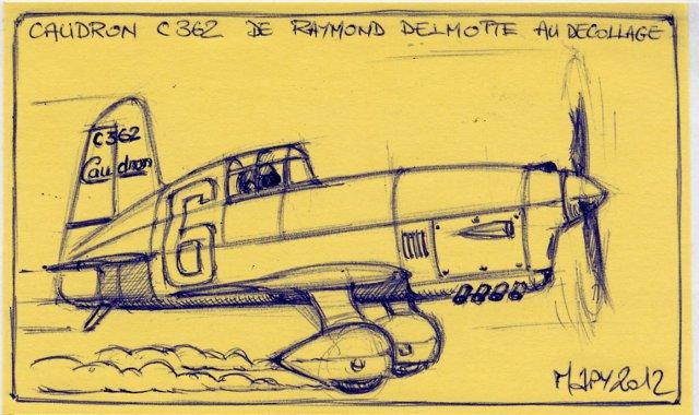 Coupe Deutsch de la Meurthe de 1933 Caudro10
