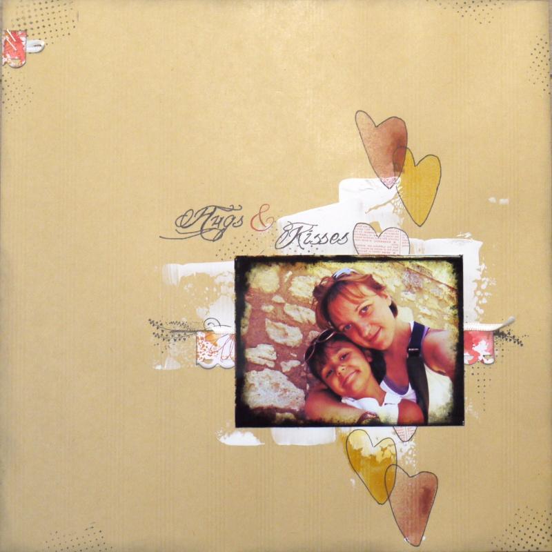 3 fev : Hugs & Kisses P1200915