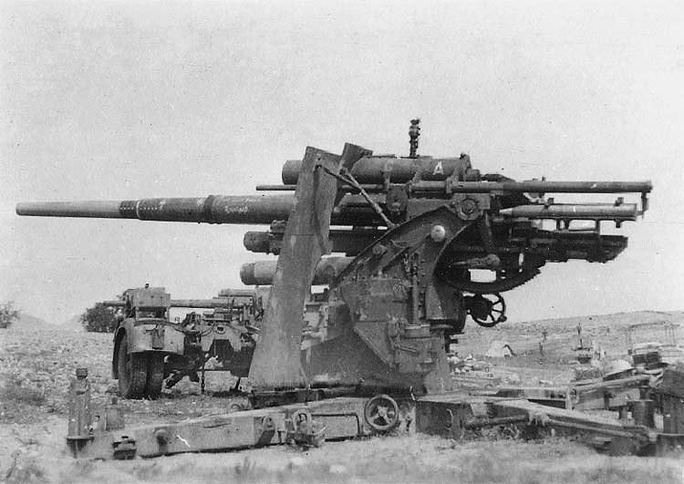 Как определить модификацию 88 мм Flak 18/36/37 11427410
