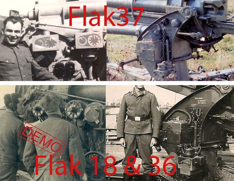 Как определить модификацию 88 мм Flak 18/36/37 Image_25
