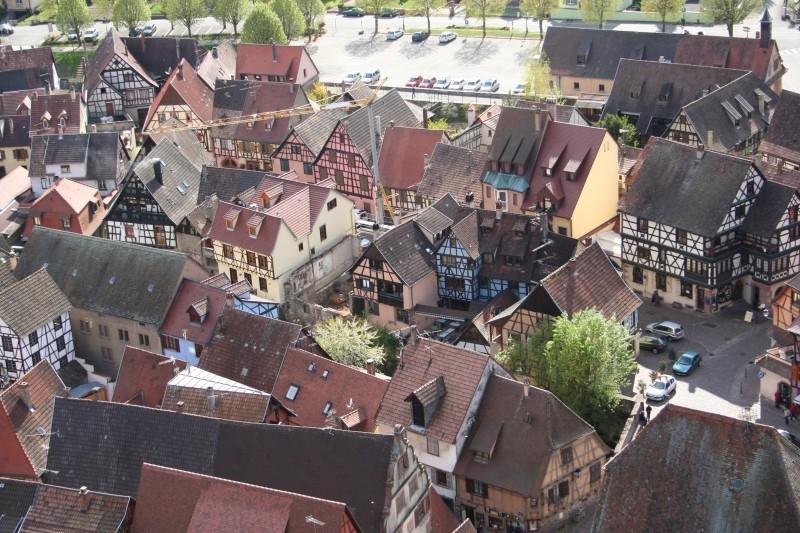 Pâques en Alsace à Riquewihr Kayser11