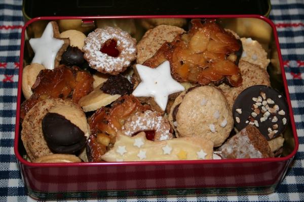 Gâteaux d'Alsace et la région pour Noël Noel6010