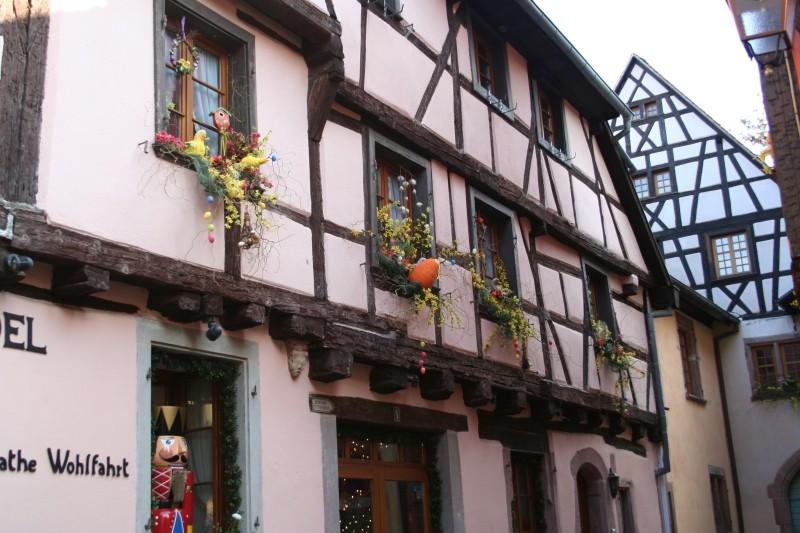 Pâques en Alsace à Riquewihr Paques10