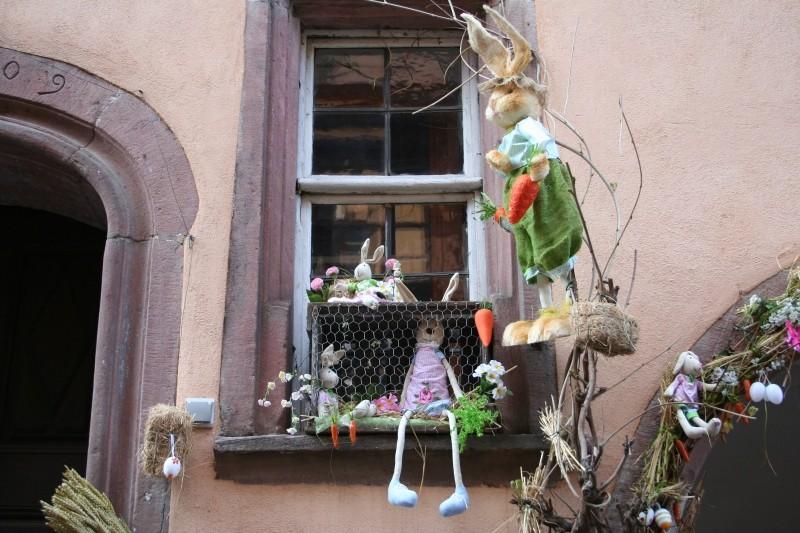 Pâques en Alsace à Riquewihr Paques11