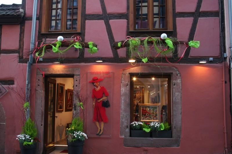 Pâques en Alsace à Riquewihr Paques12