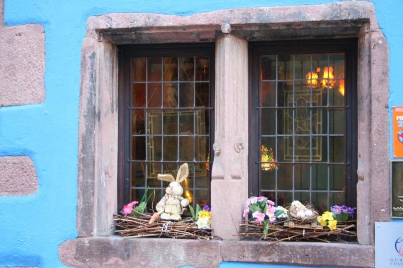 Pâques en Alsace à Riquewihr Paques15