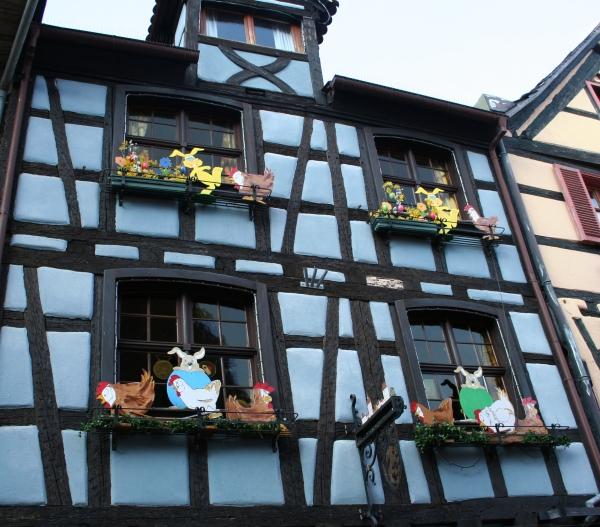 Pâques en Alsace à Riquewihr Paques18
