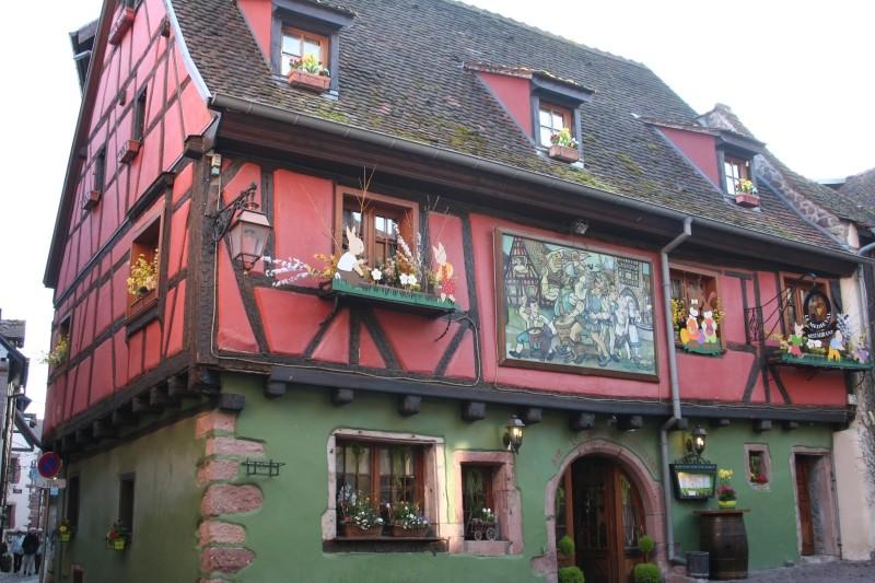 Pâques en Alsace à Riquewihr Paques19