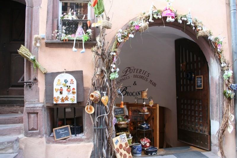 Pâques en Alsace à Riquewihr Paques20