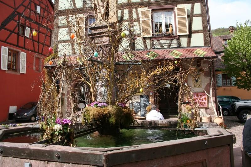 Pâques en Alsace à Riquewihr Paques22