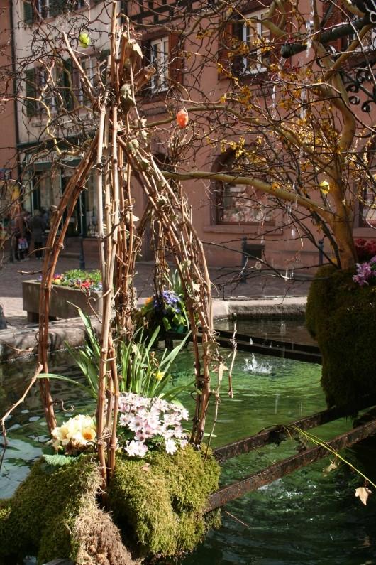 Pâques en Alsace à Riquewihr Paques23