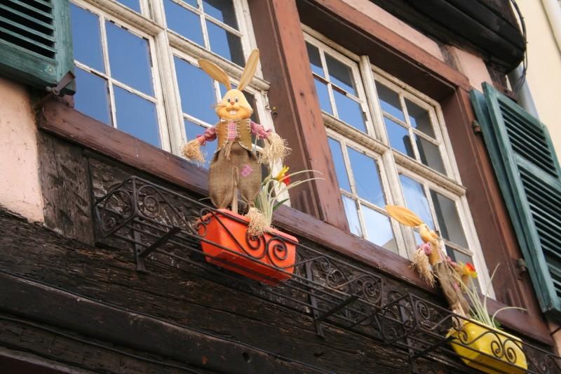 Pâques en Alsace à Riquewihr Paques26