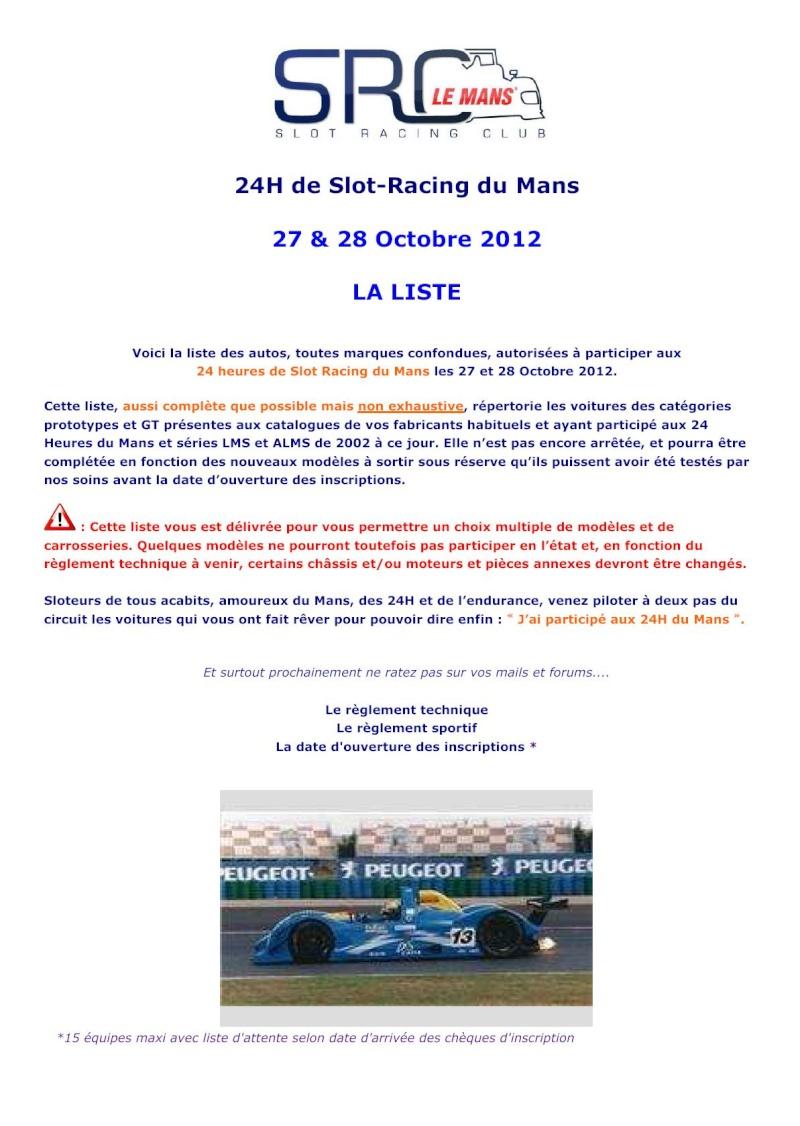 24 H du Mans de Slot Racing !!! La_lis11