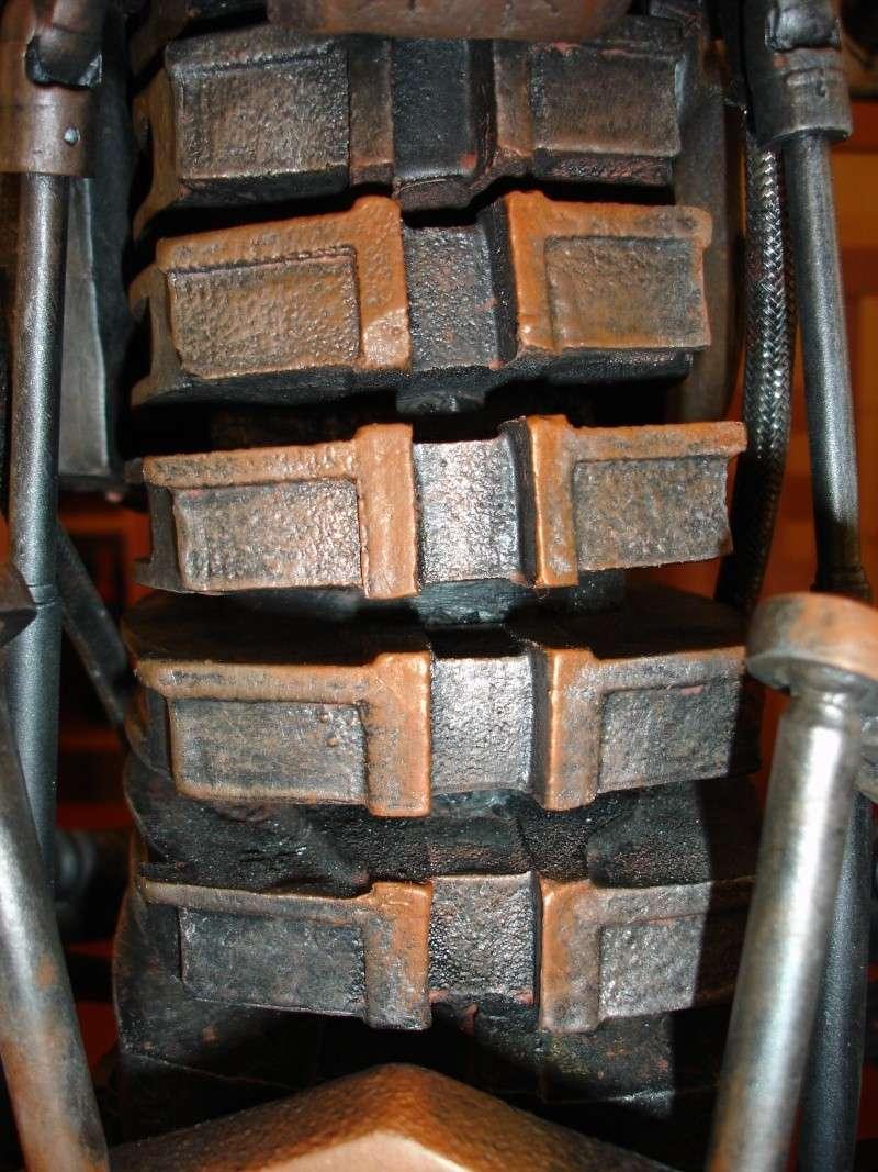 restauration d'un LIFE-SIZE bust T-600 , de chez sideshow . Dsc02022