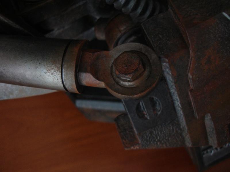 restauration d'un LIFE-SIZE bust T-600 , de chez sideshow . Dsc02118