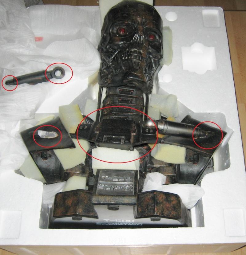 restauration d'un LIFE-SIZE bust T-600 , de chez sideshow . Img_5610