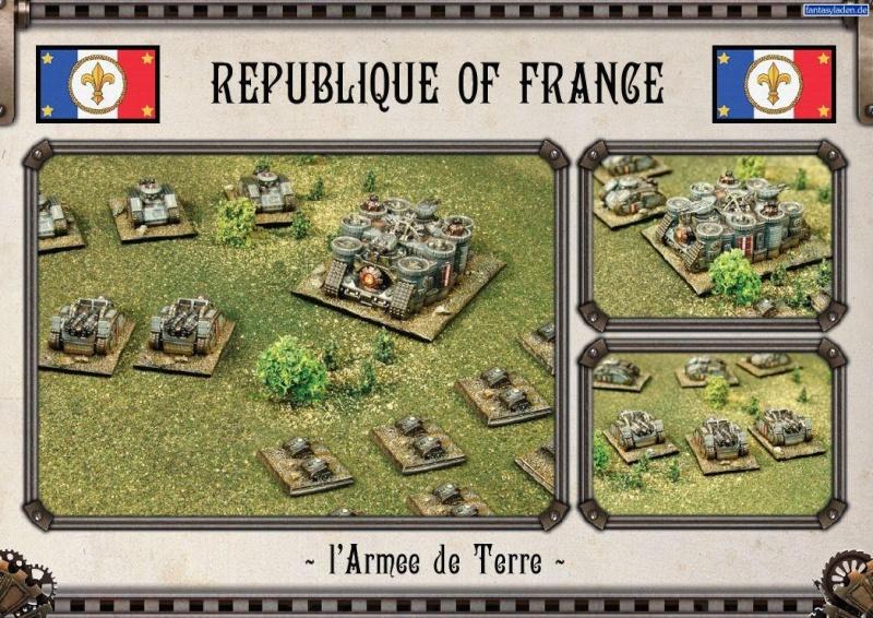 Dystopian Wars de Spartan Games Armour10
