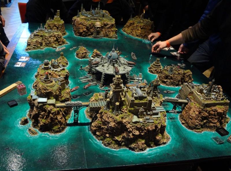 Dystopian Wars de Spartan Games Dystop10