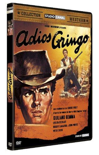 Adios Gringo - 1965 - Giorgio Stegani 51l3ac10