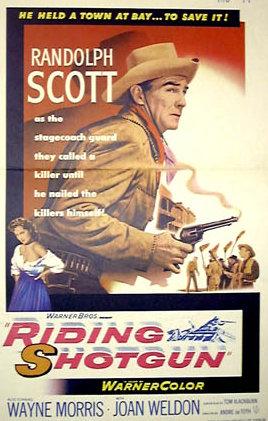 Le cavalier traqué - Riding Shotgun - 1954 - André de Toth B149710