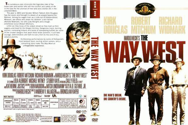 La Route de l'Ouest- The Way West- Andrew V. Mc Laglen- 1967. The-wa10