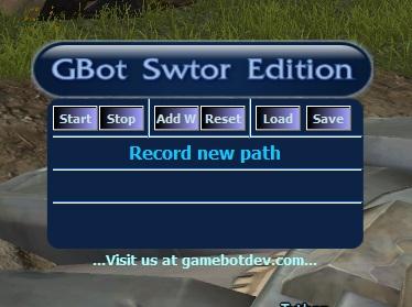 GBot Swtor Edition v1.3.0 Beta Gbothu10