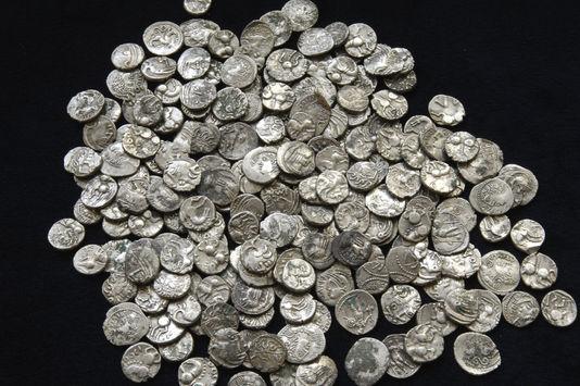 résultat des fouilles de Bassing 17981410