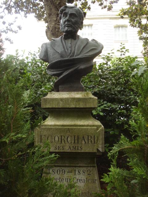 Jardin merveilleux Statue10