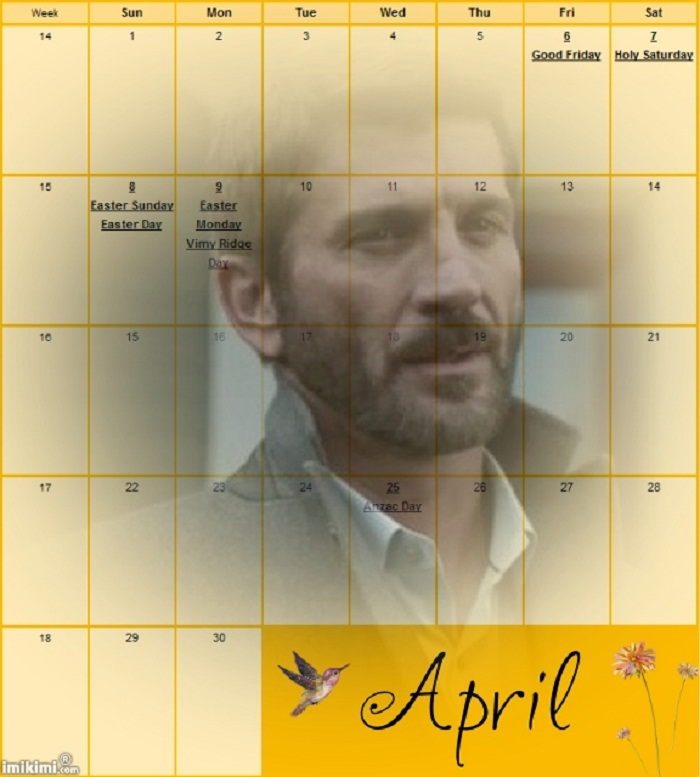 CALENDRIERS 2012 - Page 2 April_11