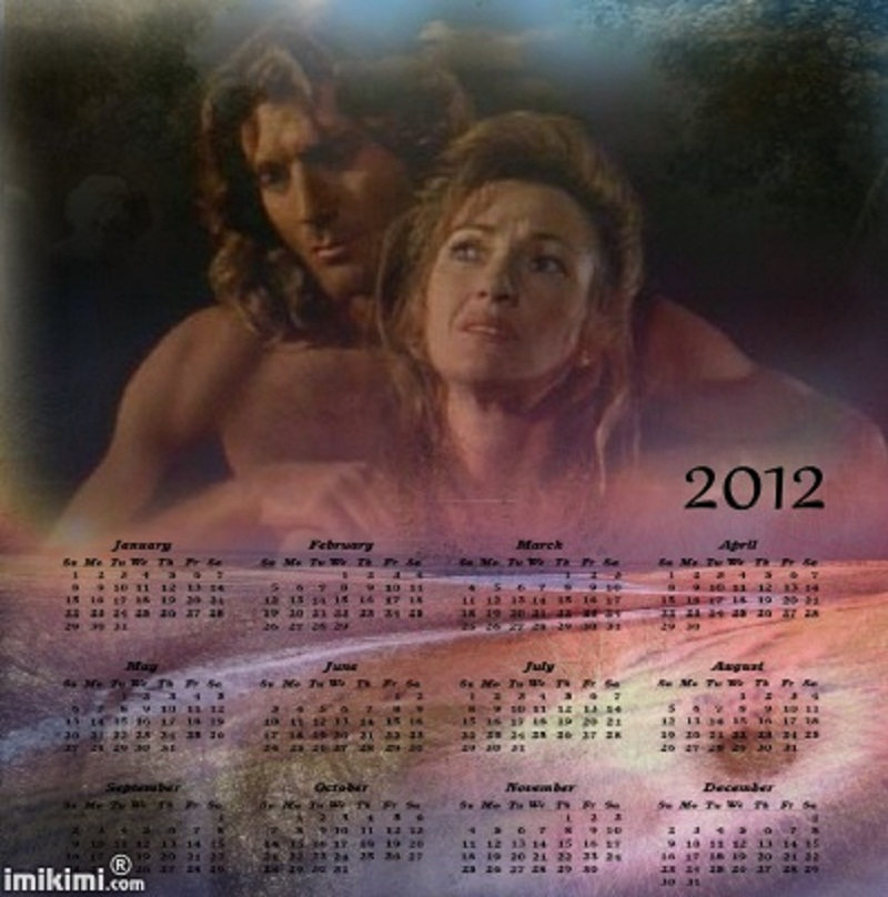CALENDRIERS 2012 Massag11