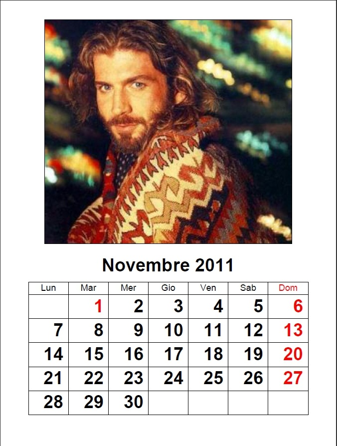 CALENDRIERS - Page 16 Novemb11