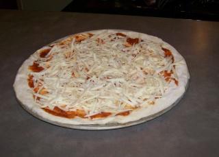 Pâte a Pizza de Cousky à la MAP 0910
