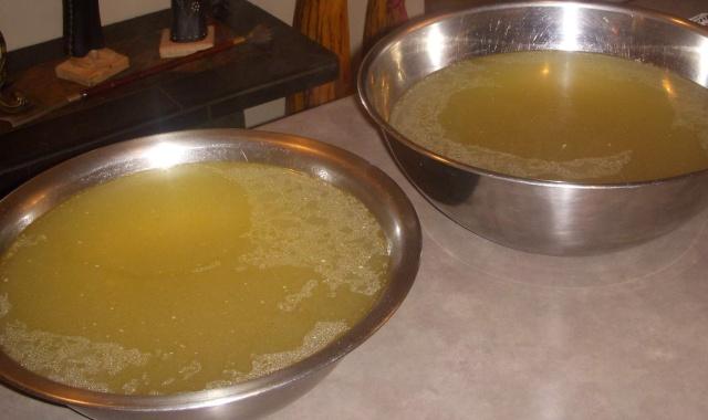 Bouillon de poulet Bouill13