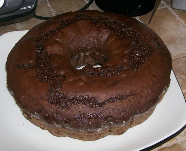 Gâteau au chocolat du Cluny           Gato_110