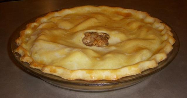 Pâte brisée avec margarine pour tartes ou pâtés Tarte_15