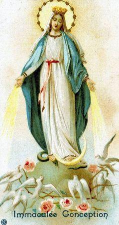 CONCOURS ! Envoyez-moi une image représentant la Divine Immaculée Conception de Marie ! - Page 2 53117911