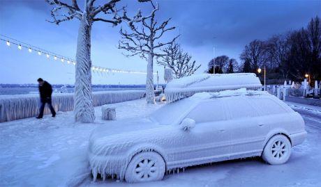 La neige et le froid glacial ont fait 540 morts en Europe ! _1202010